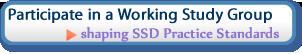 Putting the best minds together for post DSM standards